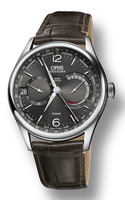 Oris Culture Artelier Calibre 113 Watch 01 113 7738 4063-Set 1 23 73FC product image