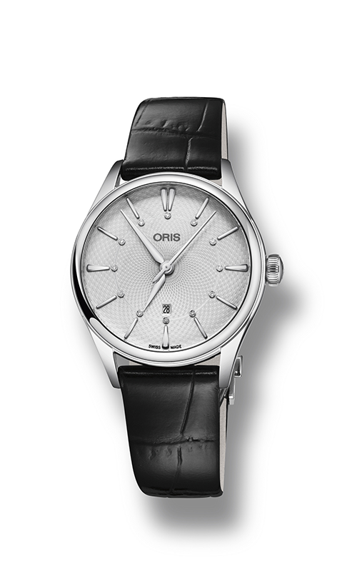 Oris Artelier Date Diamonds Watch 01 561 7724 4051-07 5 17 64FC product image