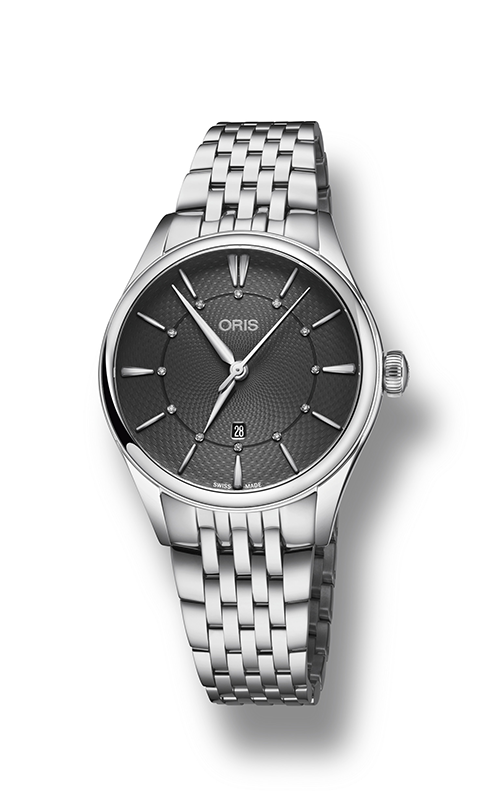 Oris Artelier Date Diamonds Watch 01 561 7724 4053-07 8 17 79 product image
