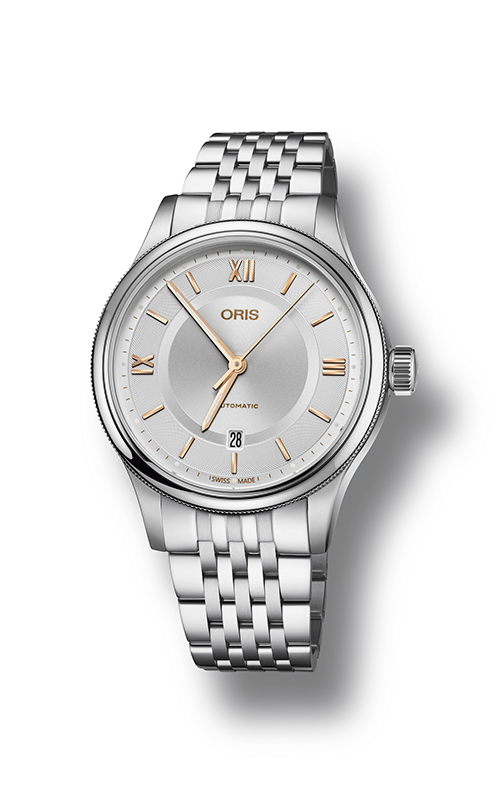 Oris Classic Date Watch 01 733 7719 4071-07 8 20 10 product image