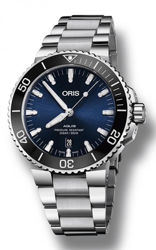 Oris Diving Aquis Date Watch 01 733 7730 4135-07 8 24 05PEB product image