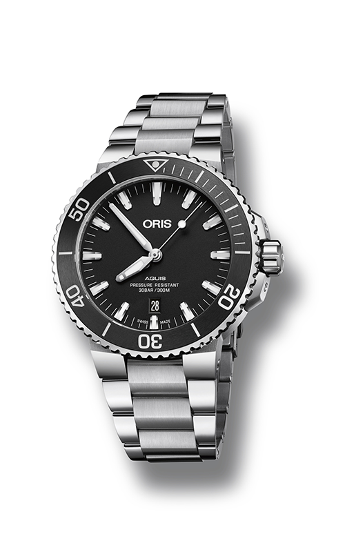 Oris Diving Aquis Date Watch 01 733 7730 4154-07 8 24 05PEB product image