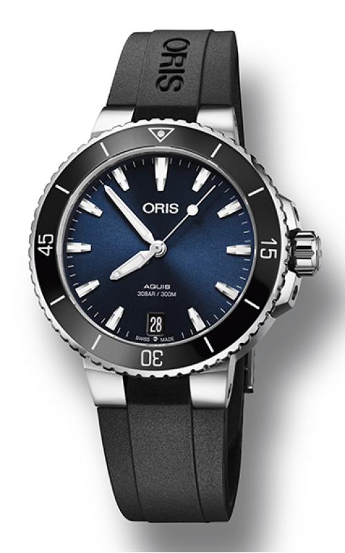 Oris Diving Aquis Date Watch 01 733 7731 4135-07 4 18 64FC product image