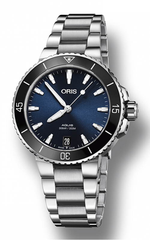 Oris Diving Aquis Date Watch 01 733 7731 4135-07 8 18 05P product image