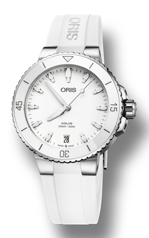 Oris Diving Aquis Date Watch 01 733 7731 4151-07 4 18 63FC product image