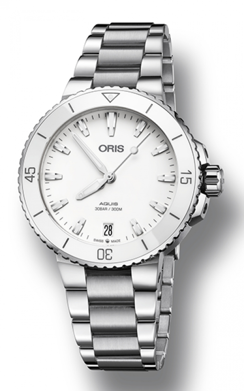 Oris Diving Aquis Date Watch 01 733 7731 4151-07 8 18 05P product image