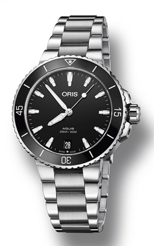 Oris Diving Aquis Date Watch 01 733 7731 4154-07 8 18 05P product image