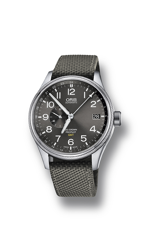 Oris Aviation Big Crown ProPilot GMT, Small Second Watch 01 748 7710 4063-07 5 22 17FC product image