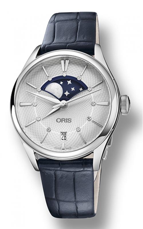 Oris Culture Artelier Grande Lune Watch 01 763 7723 4051-07 5 18 66FC product image