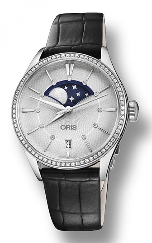 Oris Culture Artelier Grande Lune Watch 01 763 7723 4951-07 5 18 64FC product image