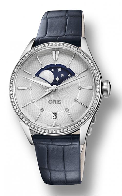 Oris Culture Artelier Grande Lune Watch 01 763 7723 4951-07 5 18 66FC product image