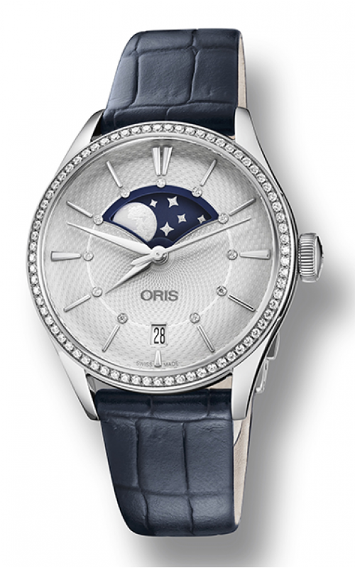Oris Artelier Grande Lune Watch 01 763 7723 4951-07 5 18 66FC product image