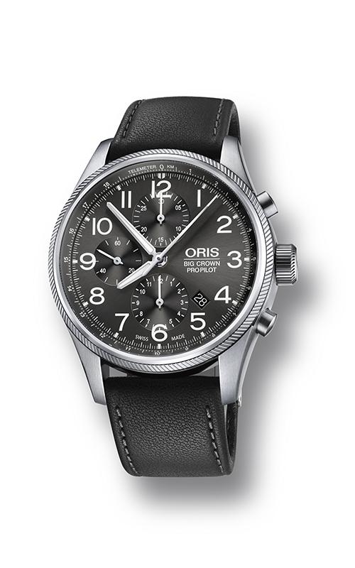 Oris Aviation Big Crown ProPilot Chronograph Watch 01 774 7699 4063-07 5 22 19FC product image