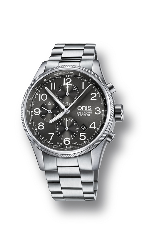 Oris Aviation Big Crown ProPilot Chronograph Watch 01 774 7699 4063-07 8 22 19 product image