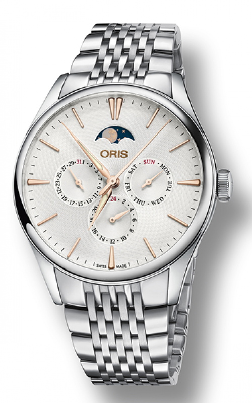 Oris Artelier Complication Watch 01 781 7729 4031-07 8 21 79 product image