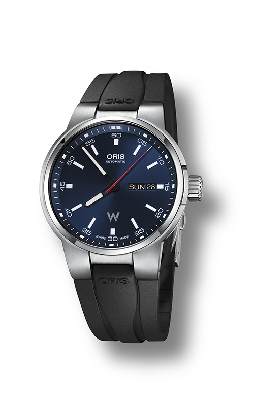 Oris Motor Sport Williams Day Date Watch 01 735 7740 4155-07 4 24 54 product image