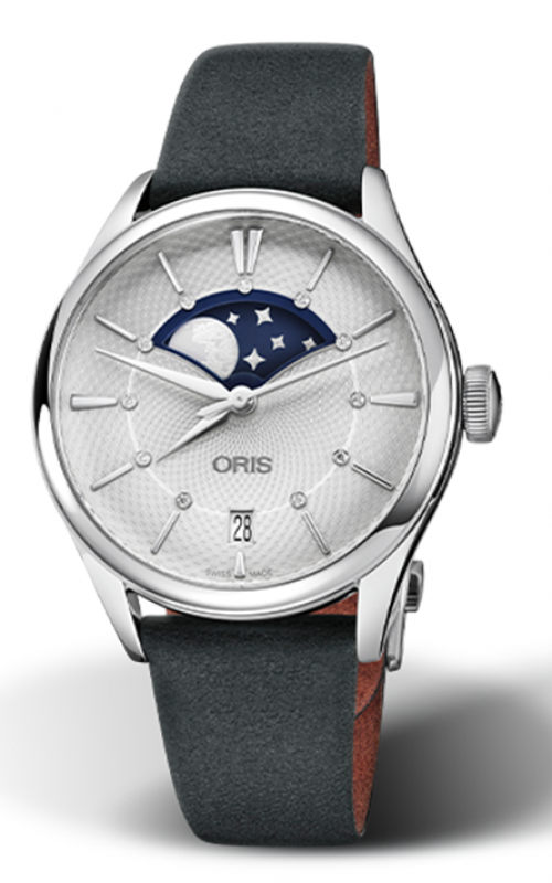 Oris Culture Artelier Grande Lune Watch 01 763 7723 4051-07 5 18 34FC product image