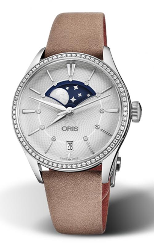 Oris Culture Artelier Grande Lune Watch 01 763 7723 4951-07 5 18 33FC product image