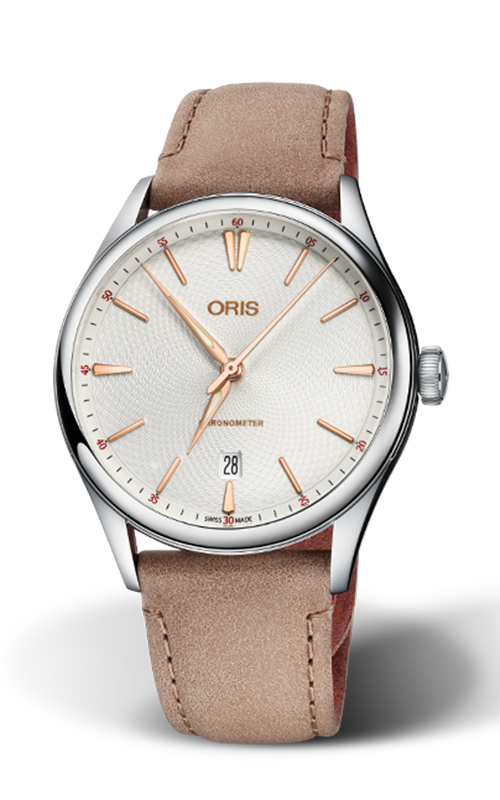 Oris Culture Artelier Chronometer Date Watch 01 737 7721 4031-07 5 21 33FC product image