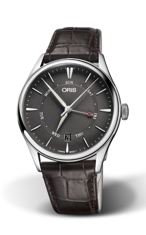 Oris Artelier Pointer Day Date Watch 01 755 7742 4053-07 5 21 65FC product image