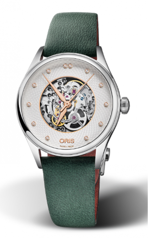 Oris Culture Artelier Skeleton Watch 01 560 7724 4031-07 5 17 35FC product image