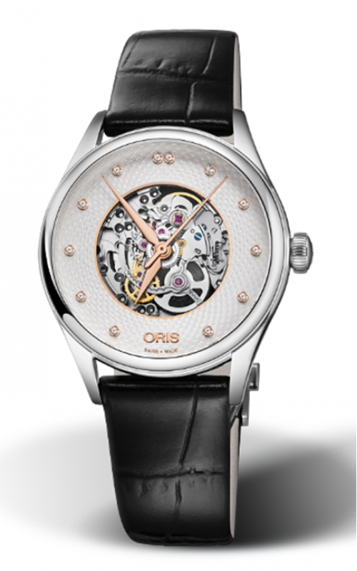 Oris Culture Artelier Skeleton Watch 01 560 7724 4031-07 5 17 64FC product image