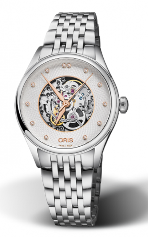 Oris Artelier Skeleton Watch 01 560 7724 4031-07 8 17 79 product image