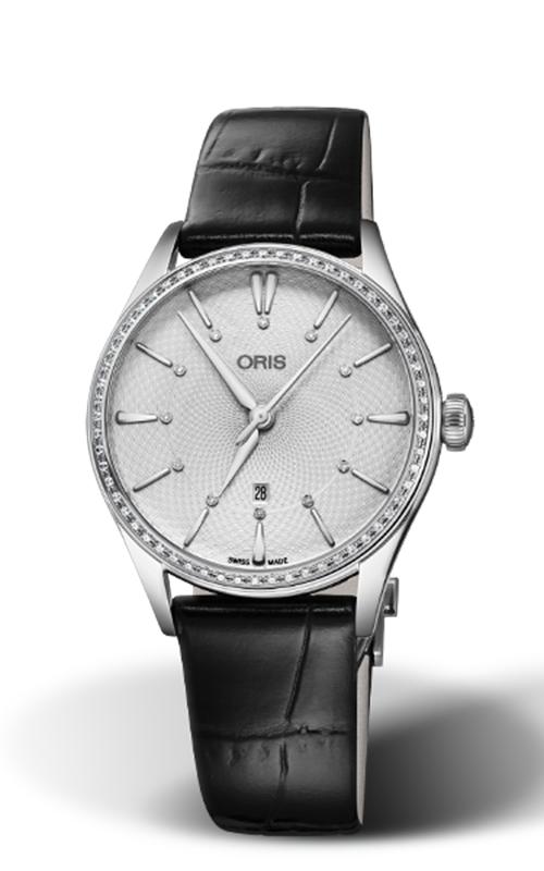 Oris Artelier Date Diamonds Watch 01 561 7724 4951-07 5 17 64FC product image