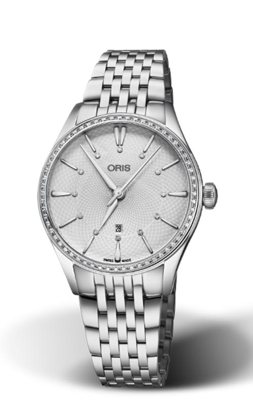 Oris Culture Artelier Date Diamonds Watch 01 561 7724 4951-07 8 17 79 product image