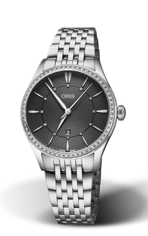 Oris Culture Artelier Date Diamonds Watch 01 561 7724 4953-07 8 17 79 product image