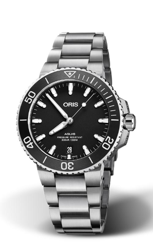 Oris Diving Aquis Date Watch 01 733 7732 4124-07 8 21 05EB product image