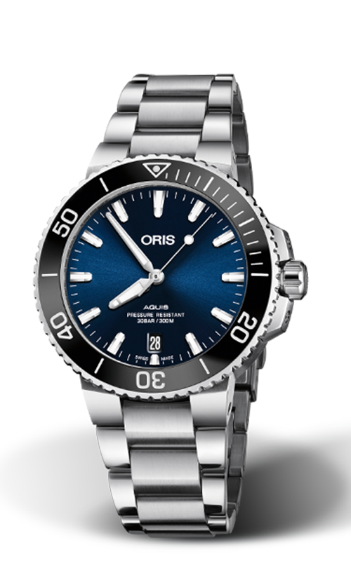 Oris Diving Aquis Date Watch 01 733 7732 4135-07 8 21 05PEB product image