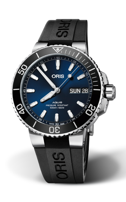 Oris Diving Aquis Date Watch 01 752 7733 4135-07 4 24 64EB product image