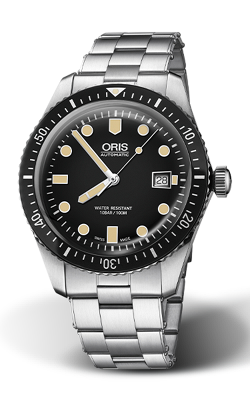 Oris Divers Date Watch 01 733 7720 4054-07 8 21 18 product image