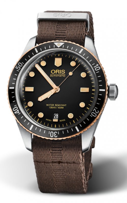 Oris Divers Sixty-Five  Watch 01 733 7707 4354-07 5 20 30 product image
