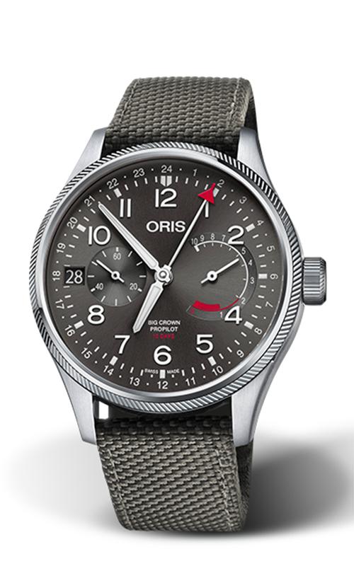 Oris Aviation Big Crown ProPilot Calibre 114 Watch 01 114 7746 4063-Set 5 22 17FC product image