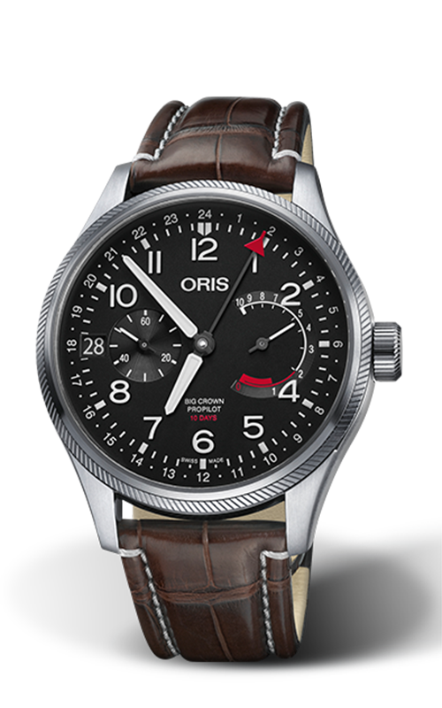 Oris Calibre 114 Watch 01 114 7746 4164-SET 1 22 72FC product image