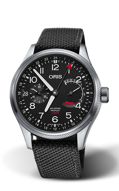 Oris Aviation Big Crown ProPilot Calibre 114 Watch 01 114 7746 4164-Set 5 22 15FC product image
