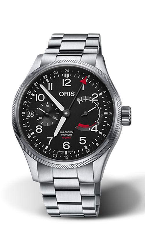 Oris Aviation Big Crown ProPilot Calibre 114 Watch 01 114 7746 4164-Set 8 22 19 product image