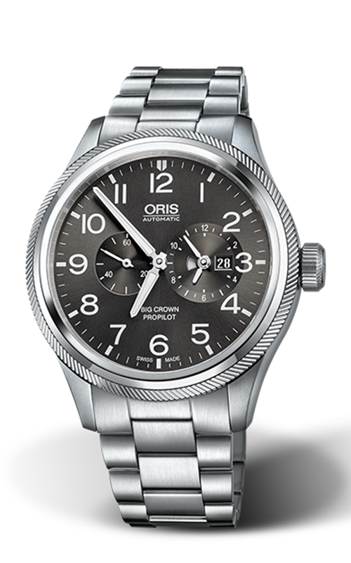 Oris Aviation Big Crown ProPilot Worldtimer Watch 01 690 7735 4063-07 8 22 19-1 product image