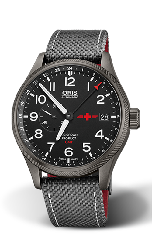 Oris GMT Rega Limited Edition Watch 01 748 7710 4284-SET product image