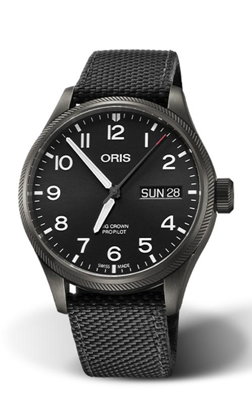 Oris Big Day Date Watch 01 752 7698 4264-07 5 22 15GFC product image