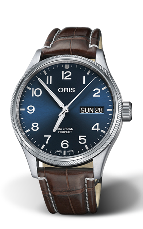 Oris Big Day Date Watch 01 752 7698 4065-07 1 22 72FC product image