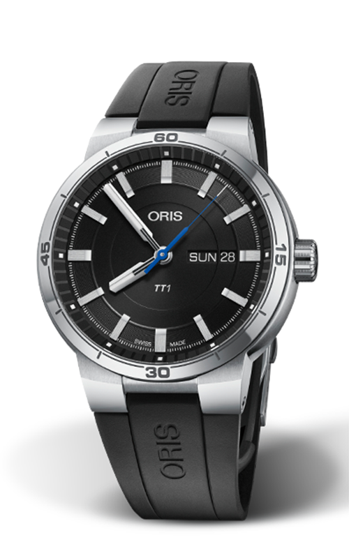 Oris TT1 Day Date Watch 01 735 7752 4154-07 4 24 06FC product image