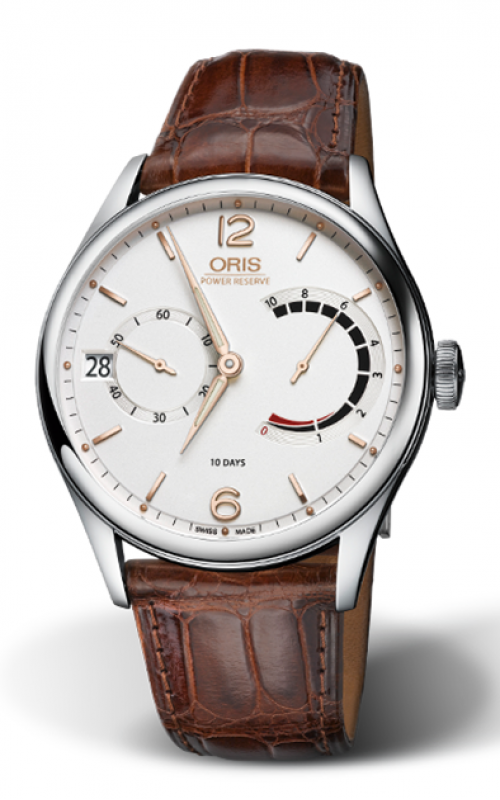 Oris Calibre 111 Watch 01 111 7700 4021-Set 1 23 83FC product image