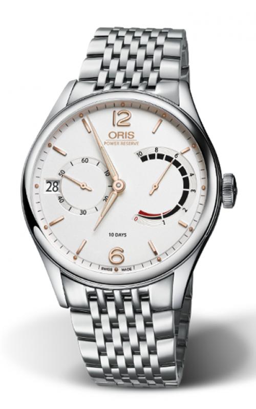 Oris Calibre 111 Watch 01 111 7700 4021-Set 8 23 79 product image