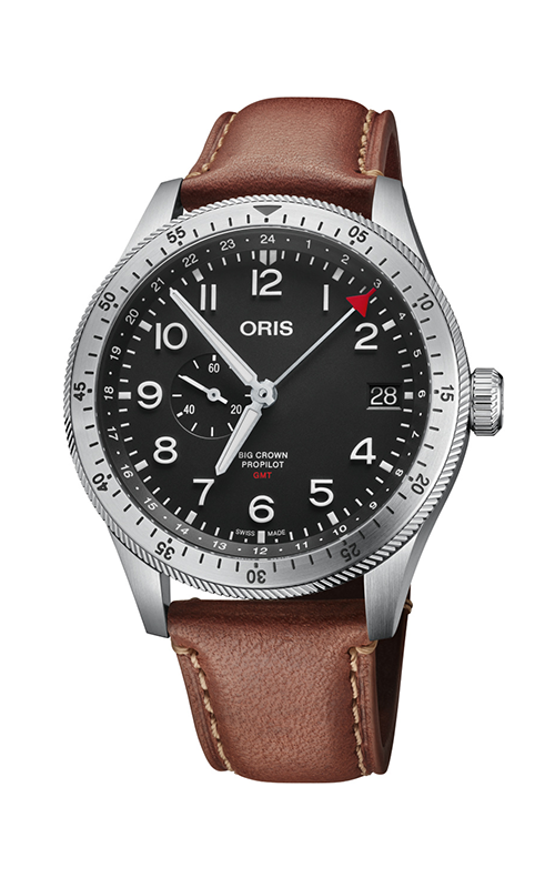 Oris Timer GMT Watch 01 748 7756 4064-07 5 22 07LC product image