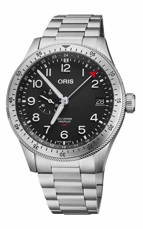 Oris Timer GMT 01 748 7756 4064-07 8 22 08