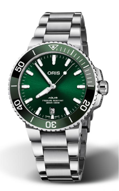 Oris Aquis Date Watch 01 733 7732 4157-07 8 21 05PEB product image