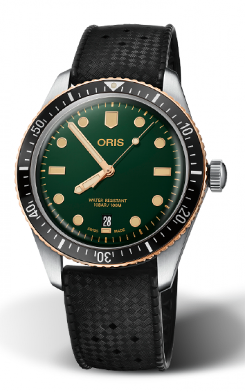Oris Divers Sixty-Five  Watch 01 733 7707 4357-07 4 20 18 product image